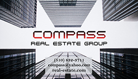 Real estate business card idea